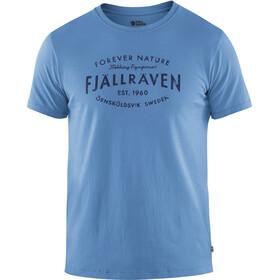 Fjällräven Est. 1960 T-shirt Herrer, blå